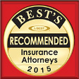 Best's Recommended Insurance Attorneys